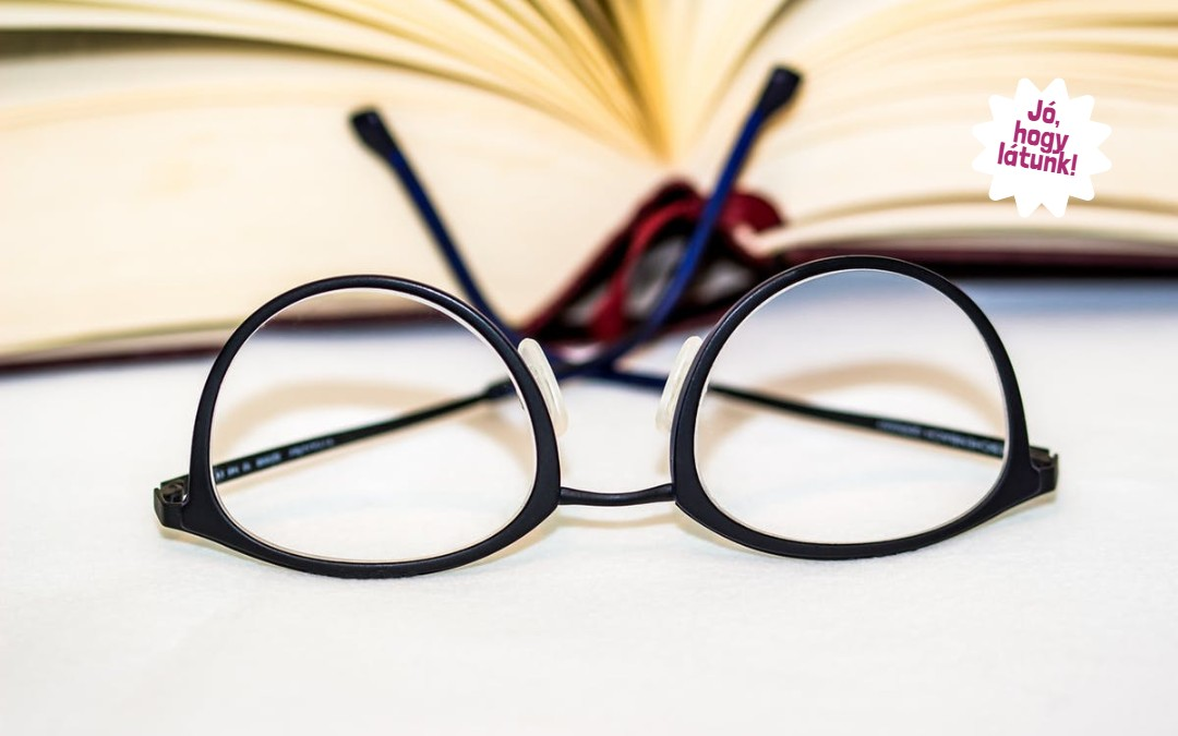 Kínában készült látásjavító szemüveg)