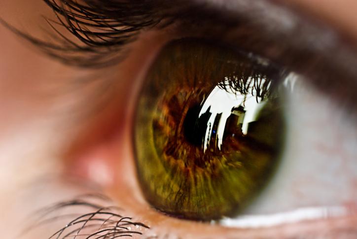 negatív hatás a látásra)