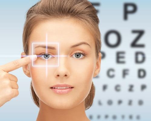 szemműtét egyidejű látással