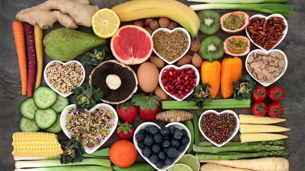 milyen gyümölcsök és zöldségek látásra)