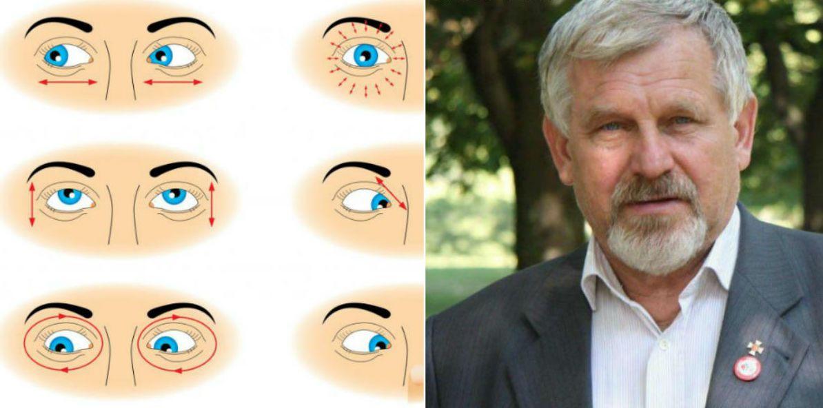 táplálkozás a látás helyreállítása érdekében