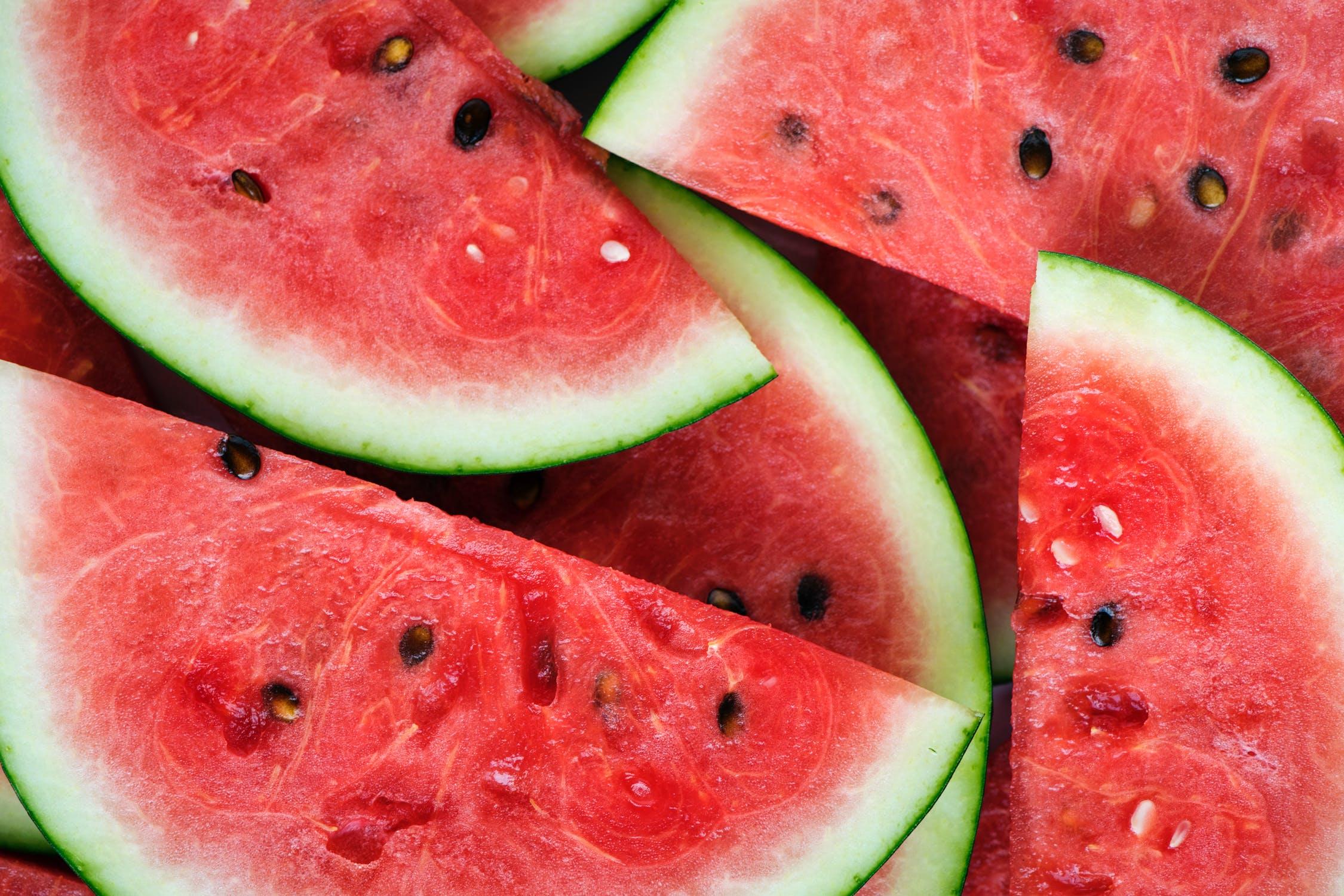A görögdinnye jó a látásra