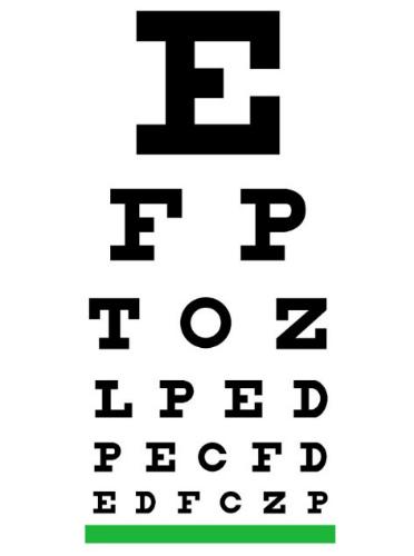 mindent a látásélességről