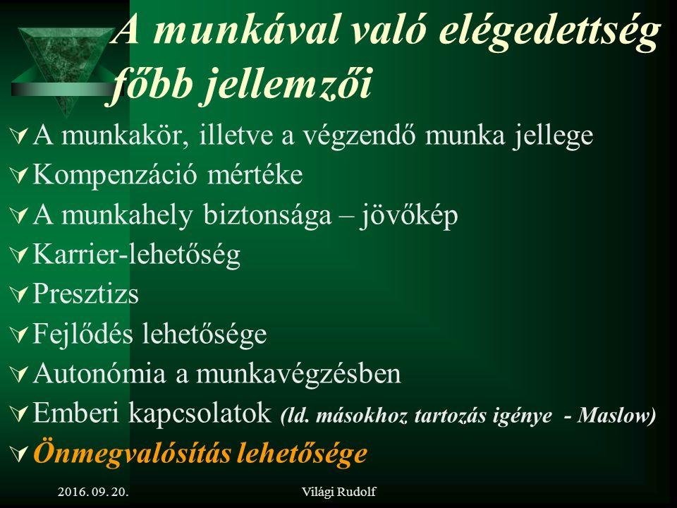 munkahely és jövőkép)