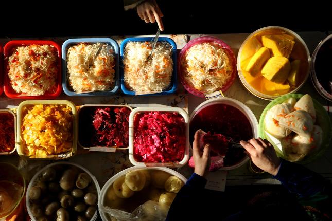 ételek, amelyek helyreállítják a látást)