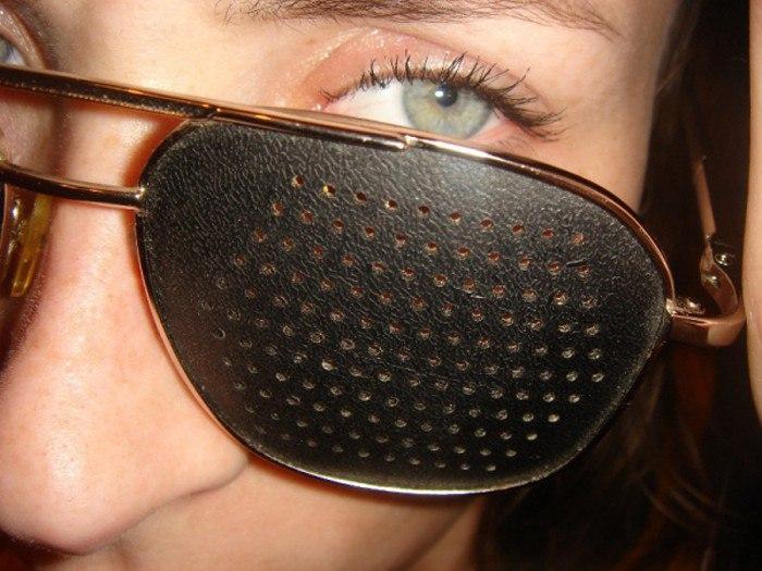 szemedzés a látás javítása érdekében