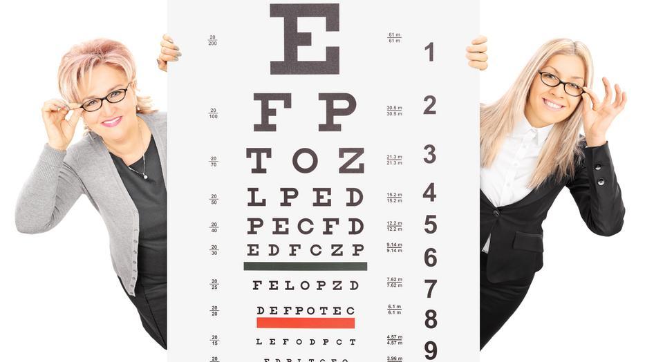 hogyan lehet online tesztelni a látását