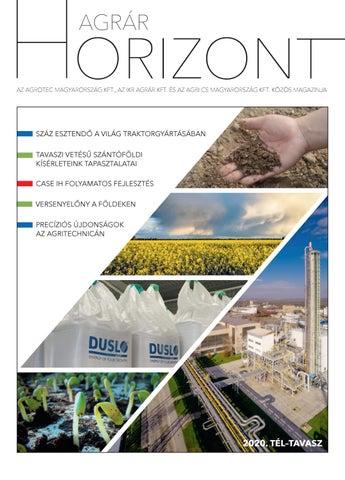 Agrár Horizont /1 | zuii.hu