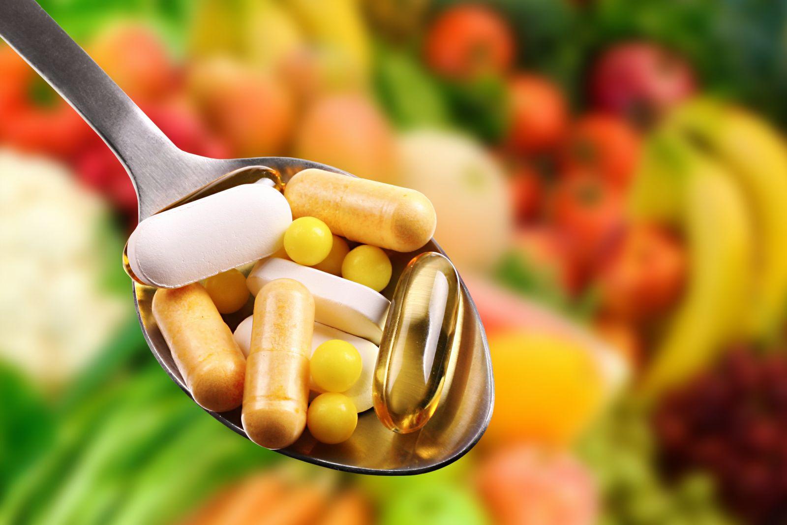 a látást befolyásoló étrend-kiegészítők
