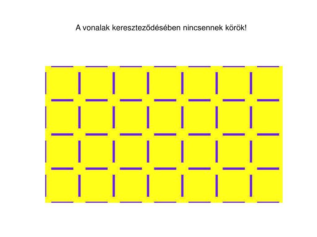 1 5 látás: hány vonal