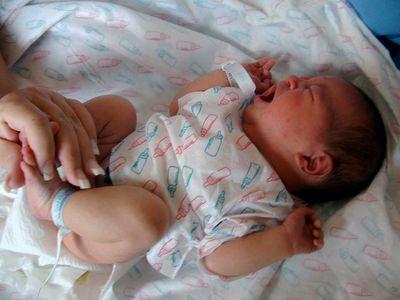csökkent látás a szülés során)