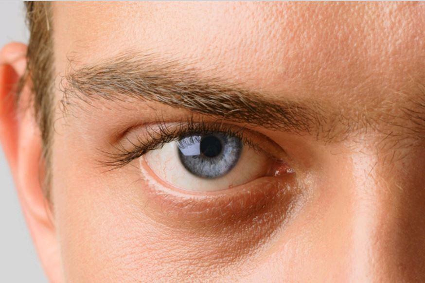 hirtelen elvesztette az egyik szem látását