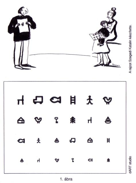 hogyan lehet egy ideig élesíteni a látását)