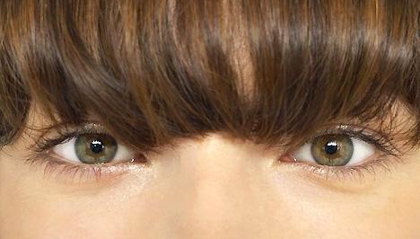 az egyik szem látása sötétebb