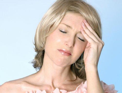 a fejfájás elvész