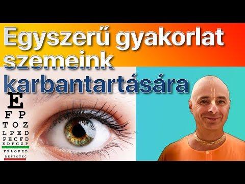 állítsa vissza a látásélességet