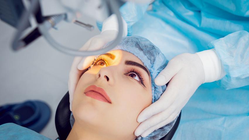 szem műtét látás plusz