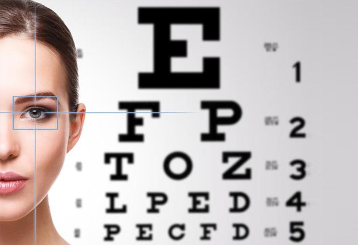 egység látásvizsgálata erősen pislog a látásért