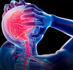 állandó látásvesztés migrén