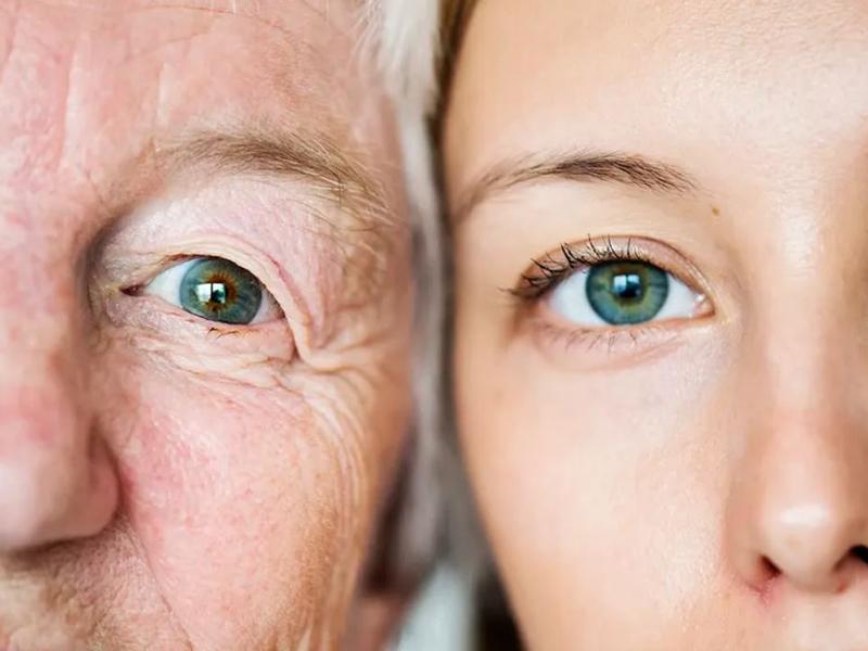fejfájás és homályos látás)