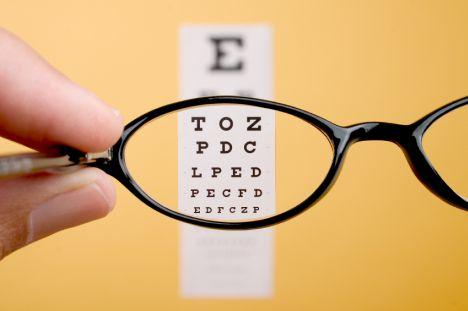 Rosszul látok, de a látásom jó