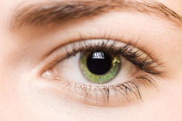 hidegvíz látású szemek