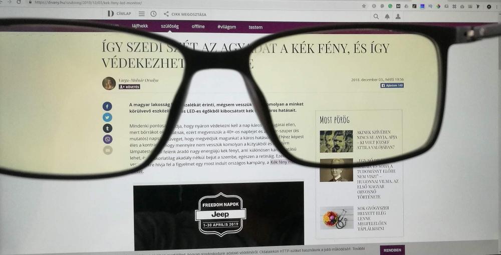 táplálkozás a látás helyreállítása érdekében szem- és látáskönyv