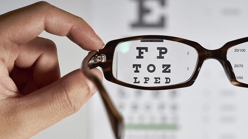 látás betűmérete