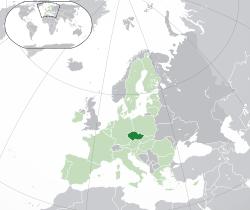 Cseh Köztársaság - Politikapédia