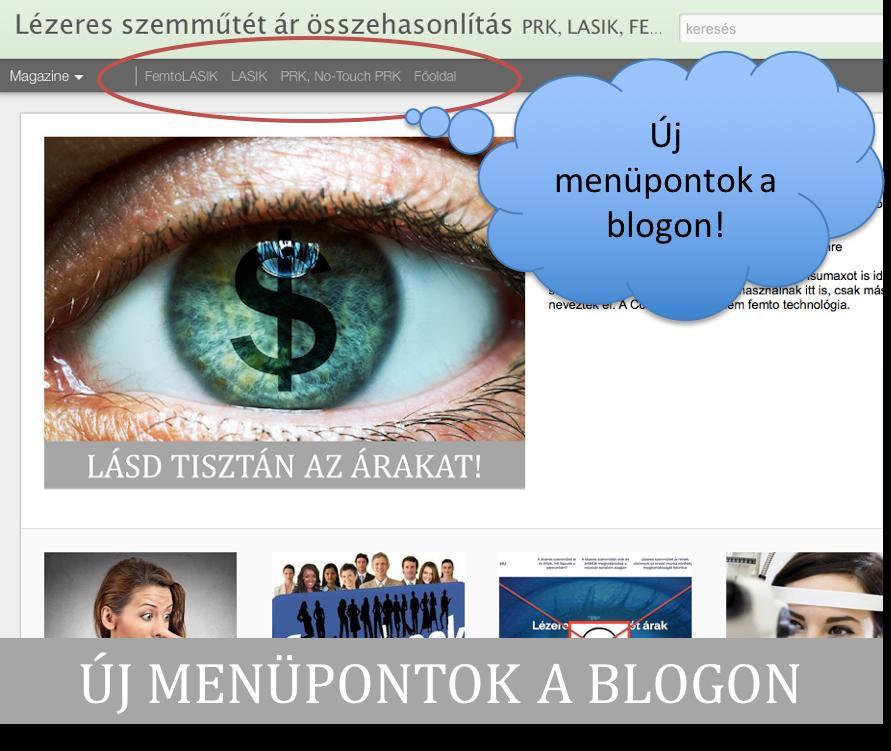 lézeres látáskorrekció elvégzése