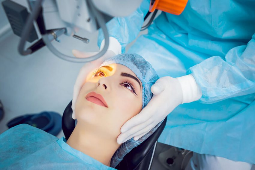 lézeres látásműtét utáni szövődmények