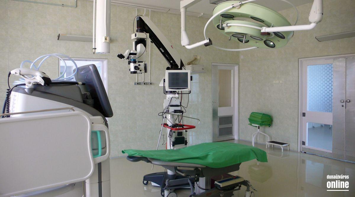 második szemészeti kórház