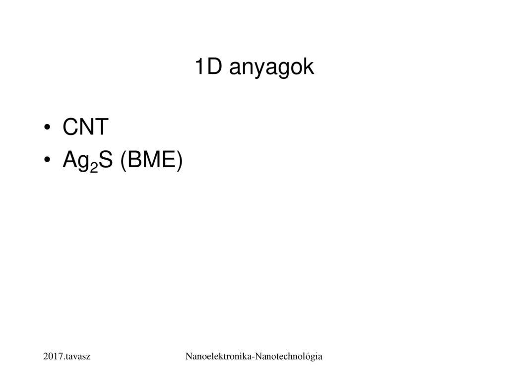 nanotechnológia és jövőkép)
