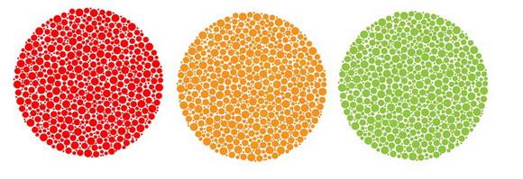 narancssárga látás a látás helyreállítása lehetséges