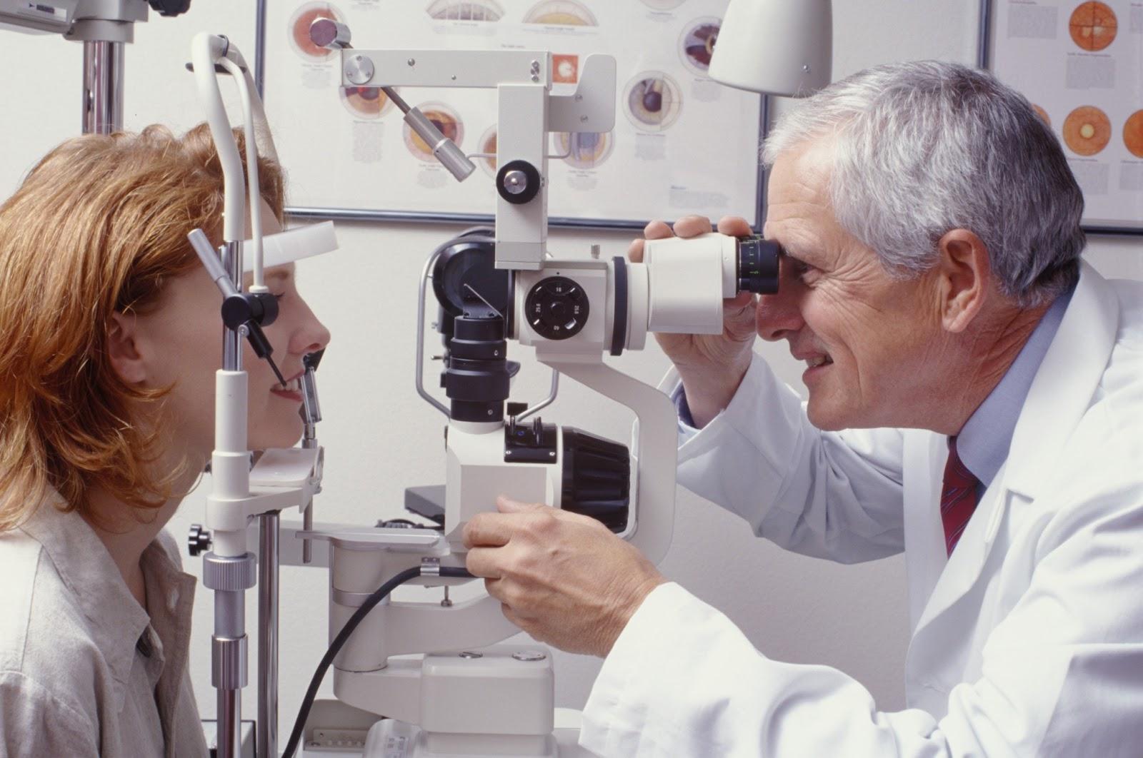 videó a látás kezeléséről csökkent látás a szülés során