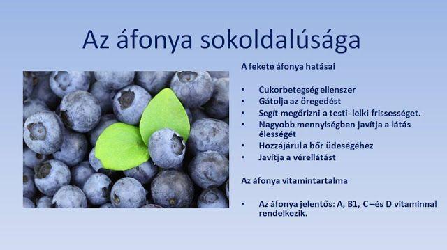 Erba Vita Fekete áfonya, javítja a szem alkalmazkodó képességét - VitaminNagyker webáruház