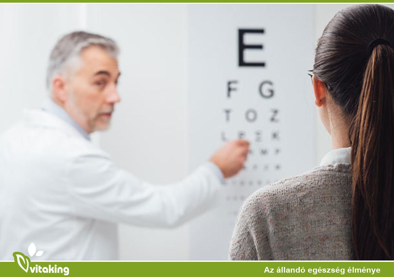 szemtisztítás a látás javítása érdekében