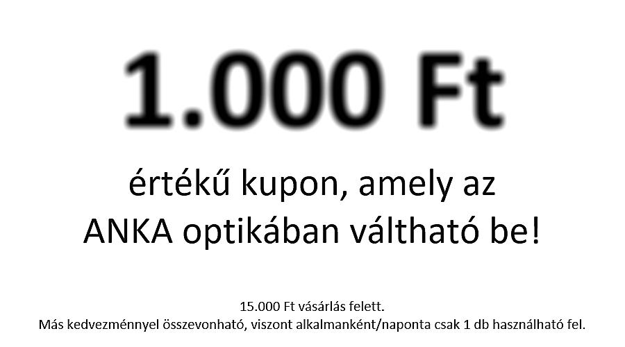 ingyenes kupon a szemész kinevezéséhez)