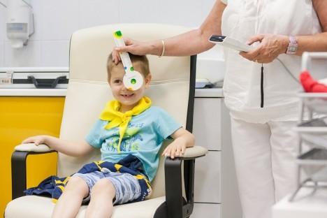 gyermek szemészeti kórház)