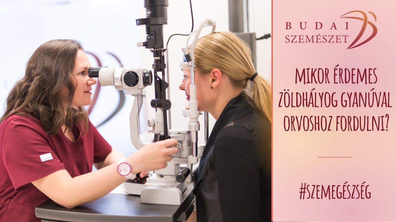 a glaukóma műtéte helyreállítja a látást