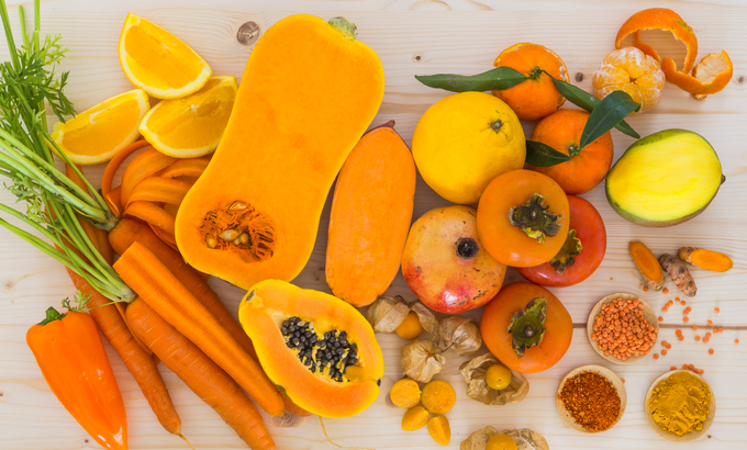 Zöldségek és gyümölcsök a jobb látásért - HáziPatika