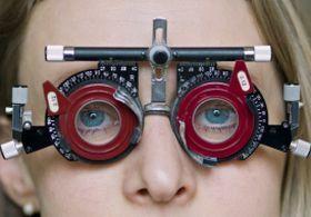 százalékos látás mínusz