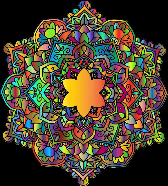 Mandala vízió