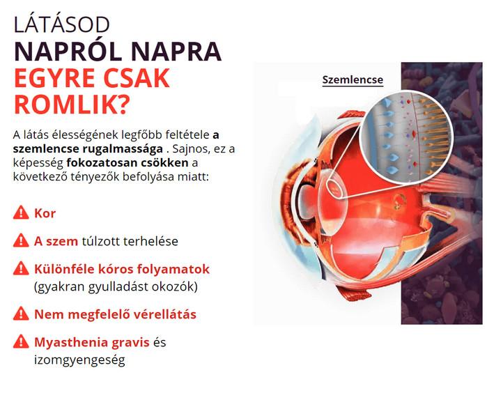 javítja a látás helyreállítását)
