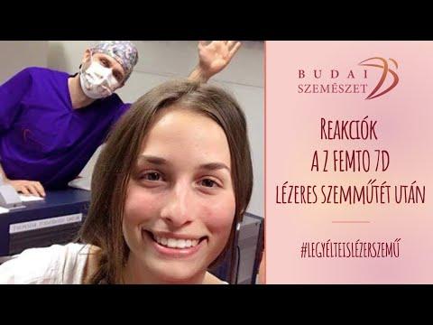 szemműtét látásjavító videó)