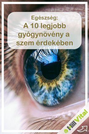 a látás romlik, a szemek fájnak