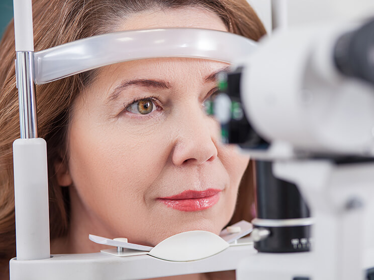 milyen betegség befolyásolja a látást
