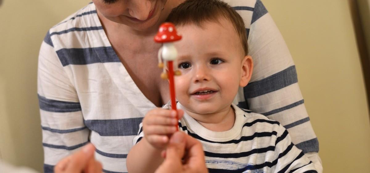 veleszületett myopia gyermek szemészet könnyezés homályos látás