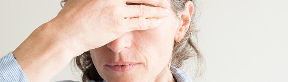 a látás hatása a szédülésre