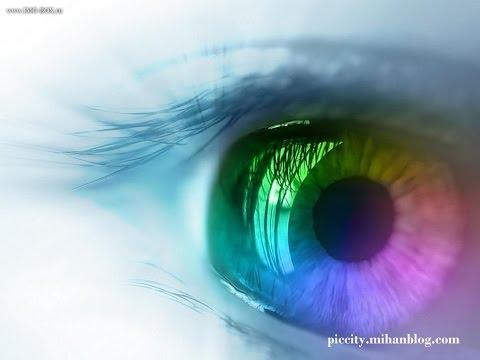 szemgyakorlat a látási videó helyreállításához